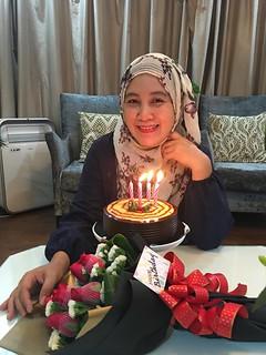 Sis's Birthday 2017