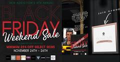 Nivaro Black Friday Advert 1