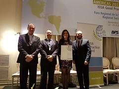 Previdência do Brasil premiada por projeto de modernização previdenciária em Moçambique 22.nov.2017