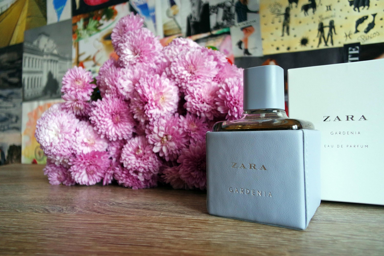 parfum zara gardenia
