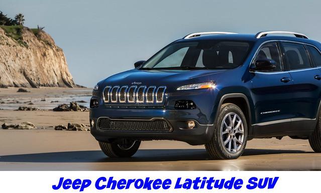 Jeep Cherokee Latitude SUV