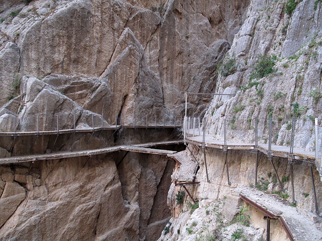 The King's Little Pathway_europanostra ward_caminito del rey_heritage_patrimonio_industrial archaeology