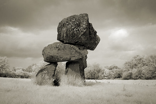 aghnacliff dolmen ireland longford megalithic portaltomb