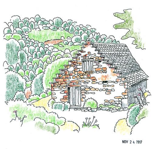 Brick Cabin