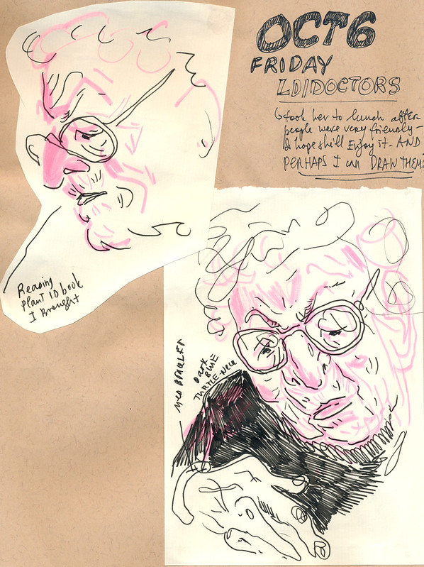 Sketchbook #109: Everyday Life - Doctors
