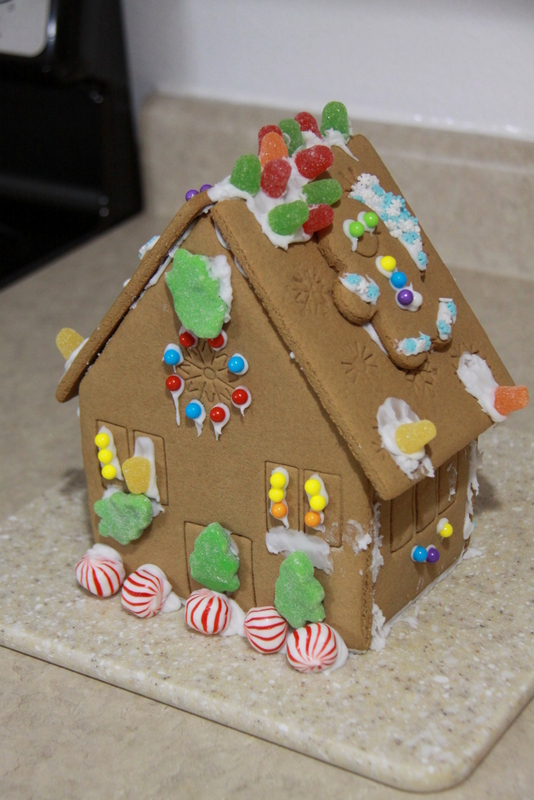 Gingerbread House (6)