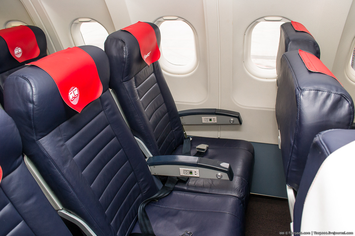 Кресла Ernest Airlines