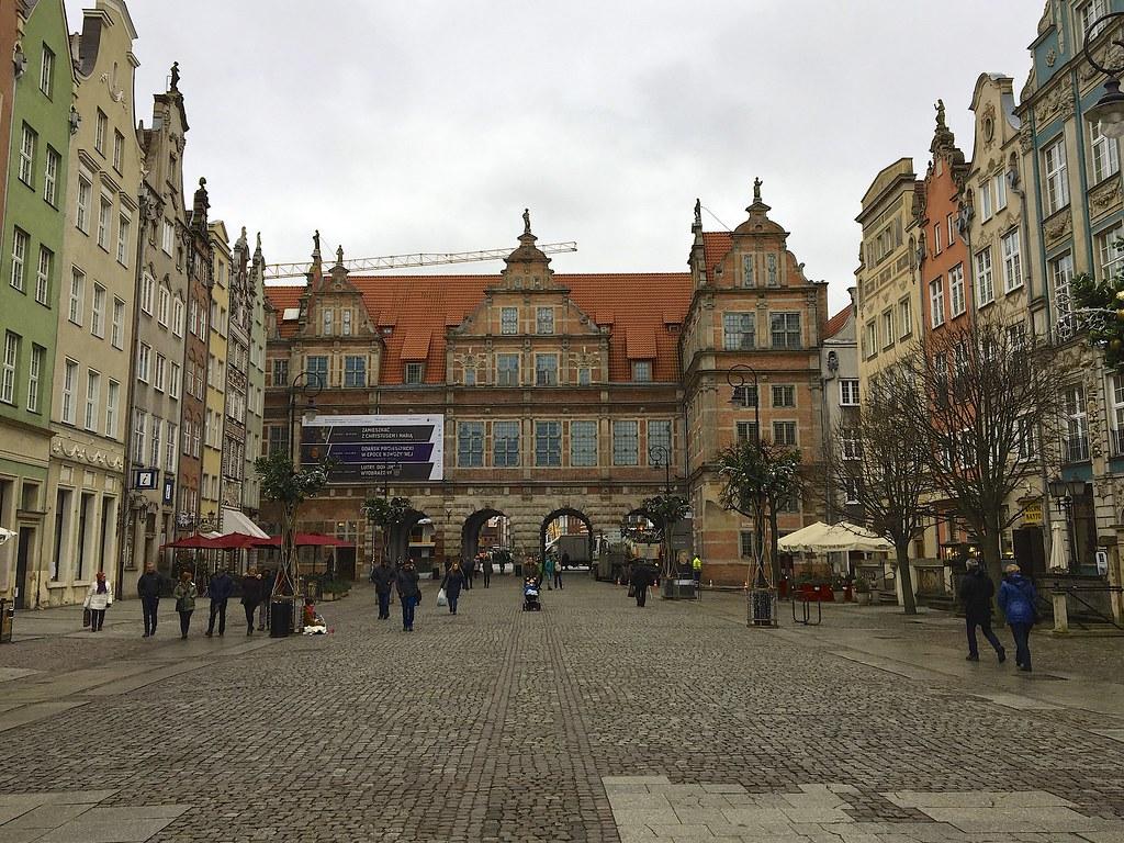 Gdańskin vanhakaupunki