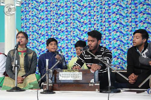 Avtar Bani by devotees from Greater Kailash, Delhi