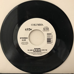 XSCAPE:THE ARMS OF THE ONE WHO LOVES YOU(RECORD SIDE-B)