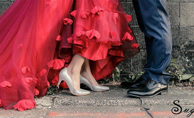 鞋花,鞋夾,鞋扣,鞋扣夾,鞋飾,鞋扣飾,鞋花夾,艾佩絲EPRIS婚鞋