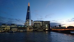 Shard and London Bridge