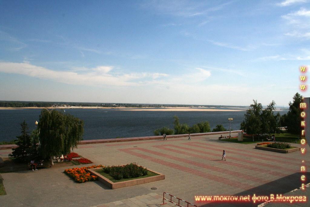 фотография  река Волга. Г. Волгоград.