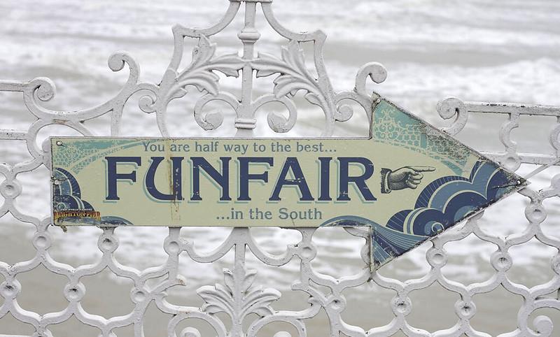 Funfair brighton