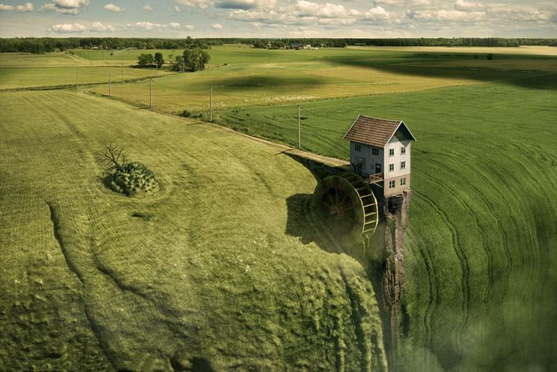 «Landfall» d'Erik Johansson : De l'idée à la «photo création»