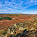 Looking into the Burbage Valley