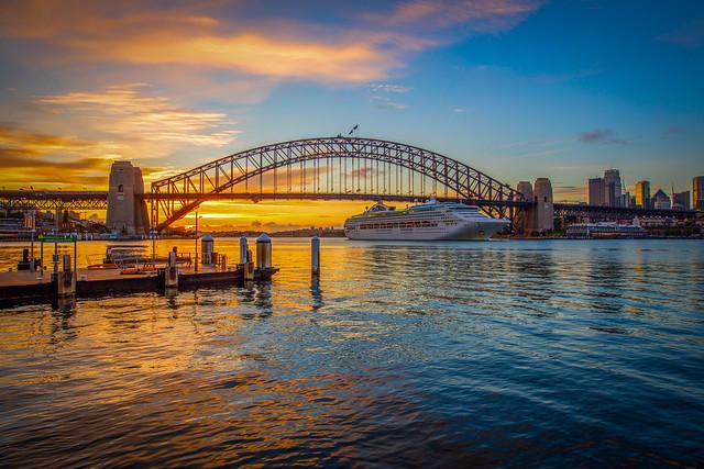 2M9A7604 - Sydney Sunrise, Canon EOS 5DS, Sigma 20mm f/1.4 DG HSM | A