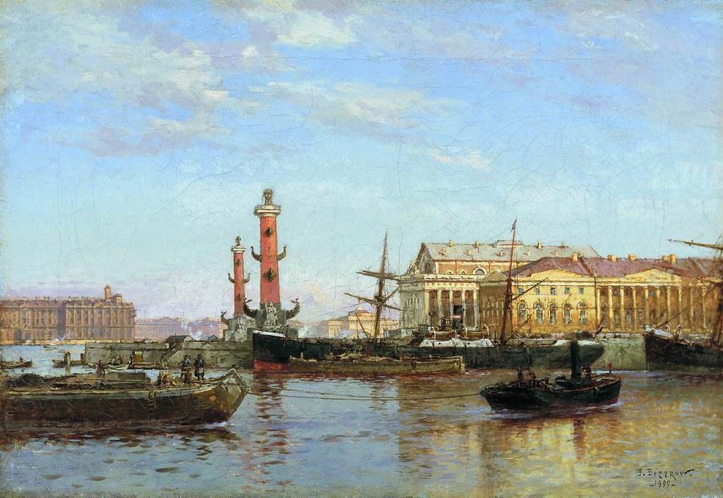 亚历山大·别格罗夫画作选16
