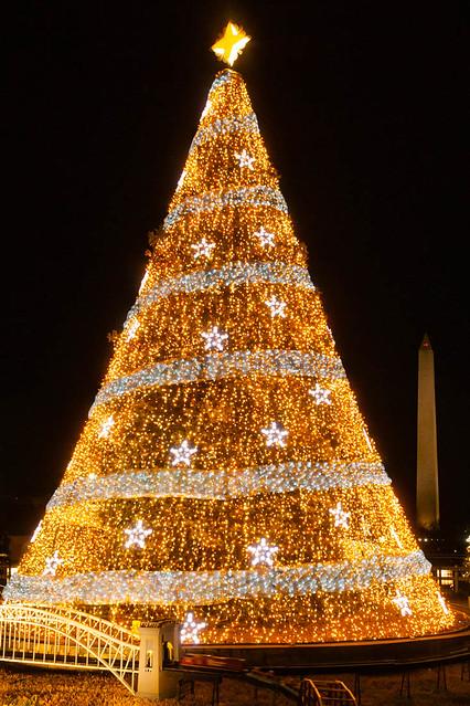 National Christmas Tree 2017