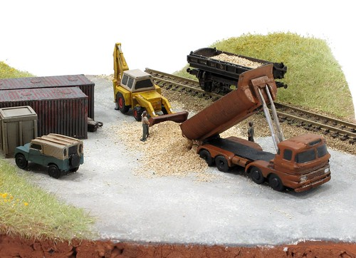 Ballast loading