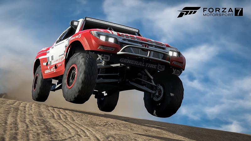 Forza-Motorsport-7-2015-Honda-Ridgeline-Baja-Trophy-Truck