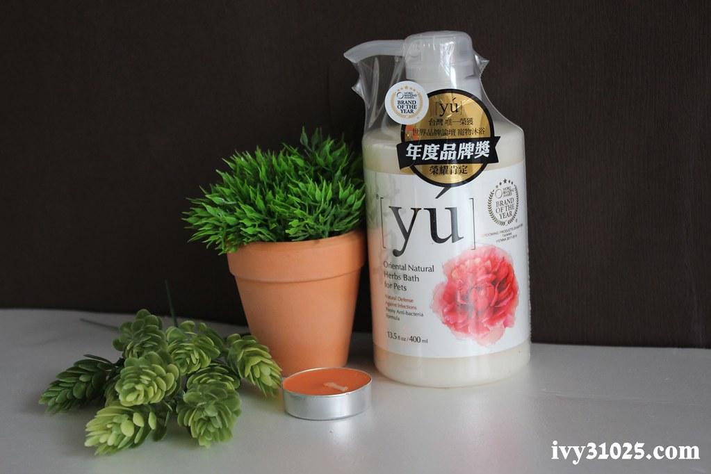 達飛YU東方森草保養系列 : 牡丹制菌配方 / 寵物沐浴乳 / 頂級保養