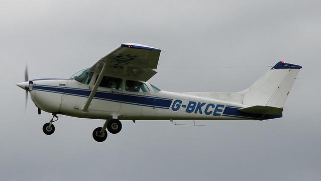G-BKCE