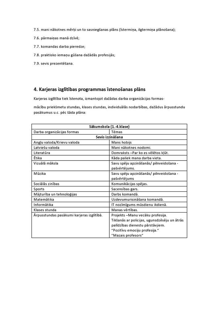 Karjeras izglītības programmas mērķi un uzdevumi-page0004