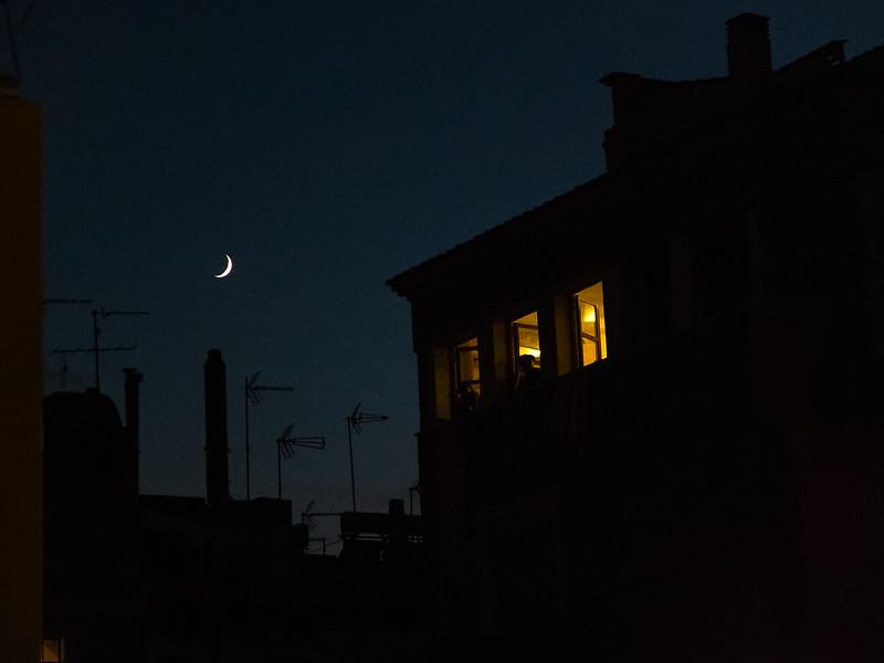 Tarragona de noche
