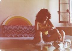 Sunshine Girl Rolls One, 1978