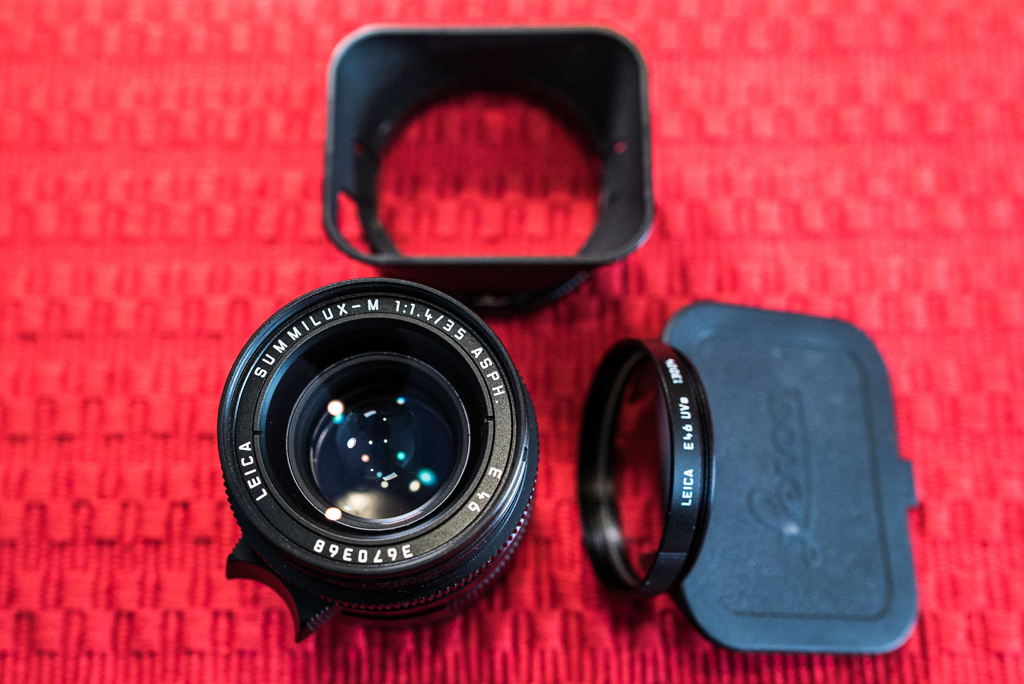 leica 35mm summilux asph fle serial numbers
