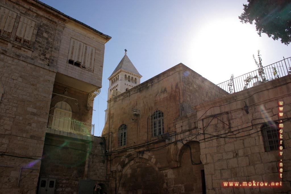 Исторический центр Иерусалима В этом альбоме фотоработы