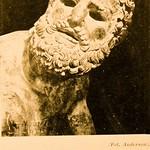 1909 Foto Anderson 037, 1909 Foto Anderson 036, Testa del Pugilatore, bronzo III sec. a.C. - https://www.flickr.com/people/35155107@N08/