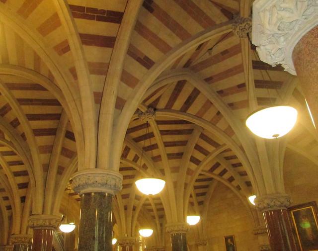 Rochdale Town Hall Interior 1