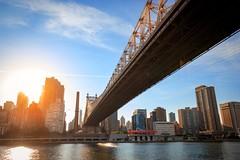 East River - Queensboro Bridge sunset