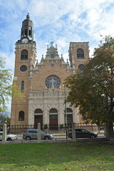 Chicago, IL - Noble Square-West Town - St Stanislaus Kostka Catholic Church