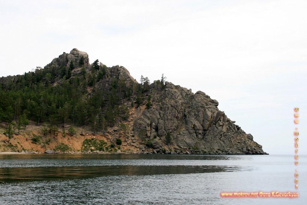 Бухта Песчаная Озеро Байкал фото