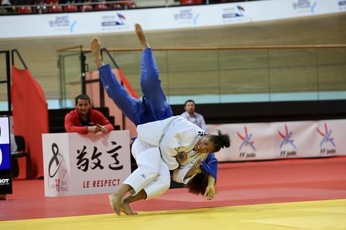 Judo : Championnat de France seniors 1ère division