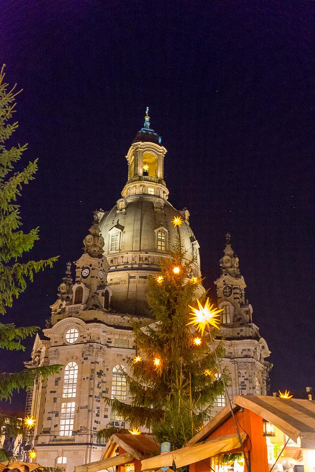 Dresden in der Weihnachtszeit via lunchforone