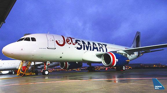 JetSMART A320 CC-AWE (RD)