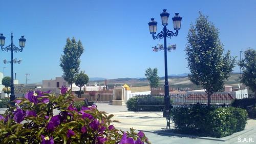 <Plaza de la Iglesia> Espera (Cádiz)