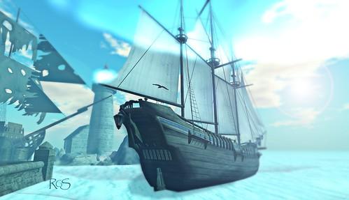 pirat ship