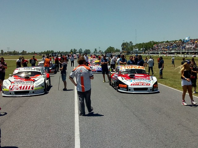 Final de Campeonato de TC en La Plata
