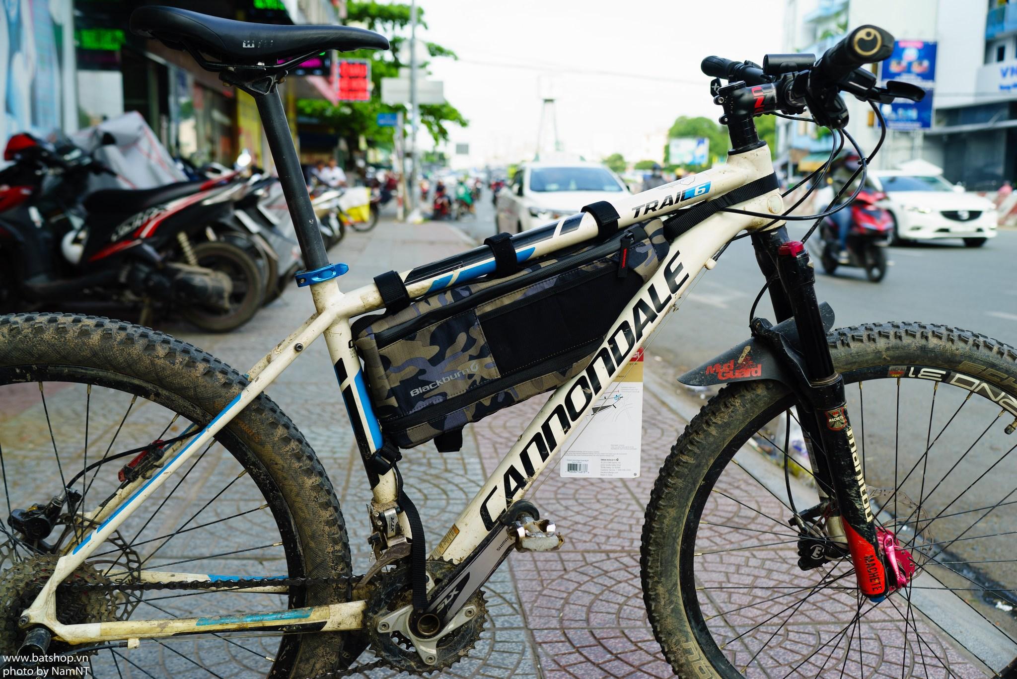 Blackburn Outpost Frame Bag Medium B A T Biking And