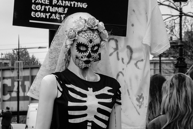 Day of the Dead in Camden