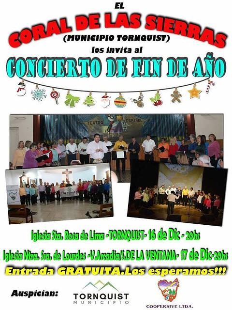 concierto de fin de año