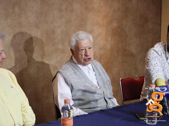 Entrevista a Ignacio López Tarso. Guadalajara, Méx. (05.12.2017)