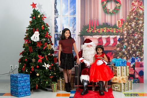Santa at Teecs-57