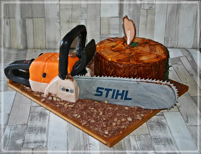 "Cake by ""Kerstin's süße Sünde"""
