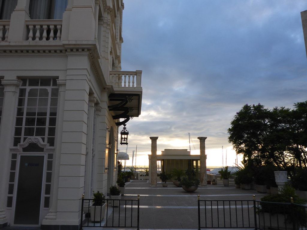 Grupotel valparaiso palace and spa map palma de mallorca - Spas palma de mallorca ...